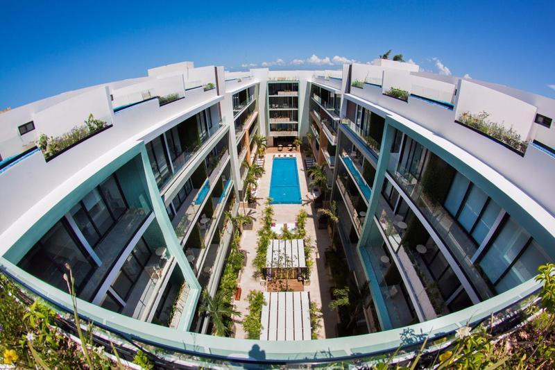 Playa del Carmen Departamento for Venta scene image 1