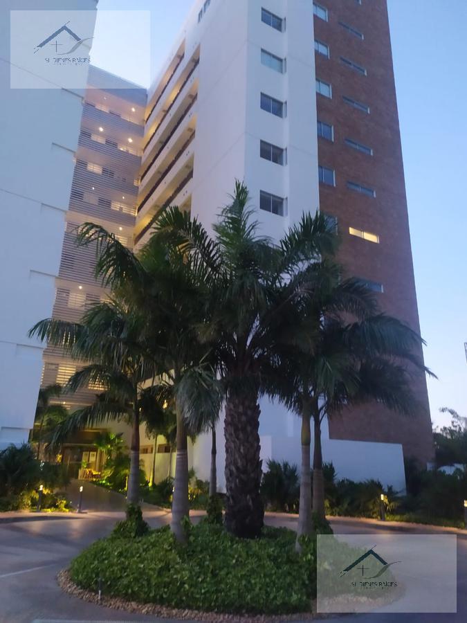 Foto Departamento en Renta en  Mérida ,  Yucatán  Torre Oceana, Departamento en Renta 1 recámara  - Vía Montejo