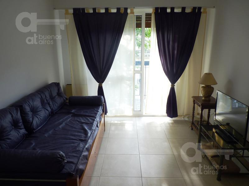 Foto Departamento en Alquiler temporario en  Barracas ,  Capital Federal  Olavarría al 1500, esquina Isabel la Católica.