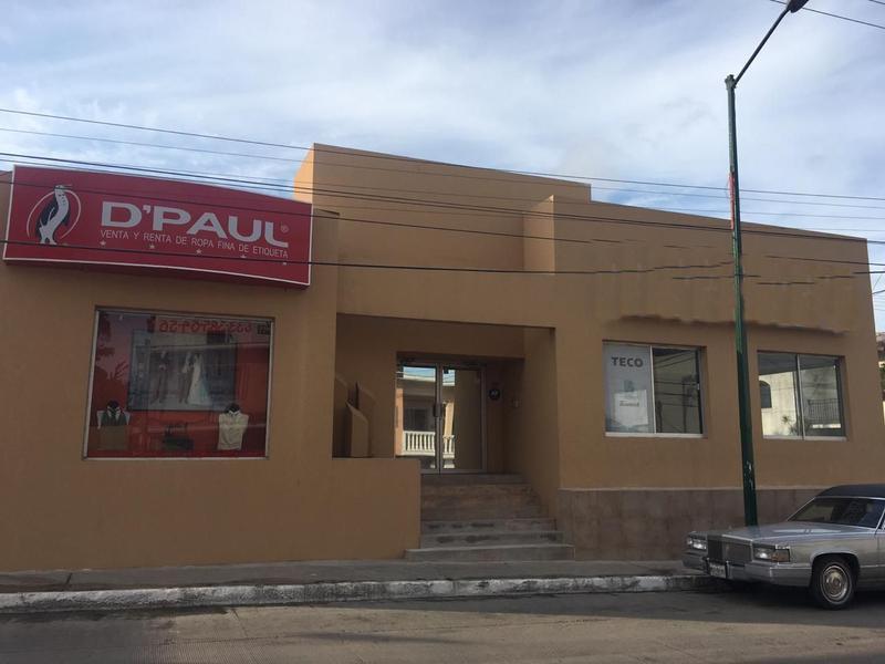 Foto Local en Renta en  Guadalupe,  Tampico  ELO-450 LOCAL EN RENTA OFICINA/COMERCIO EN EJERCITO MEX.TAMPICO TAM.