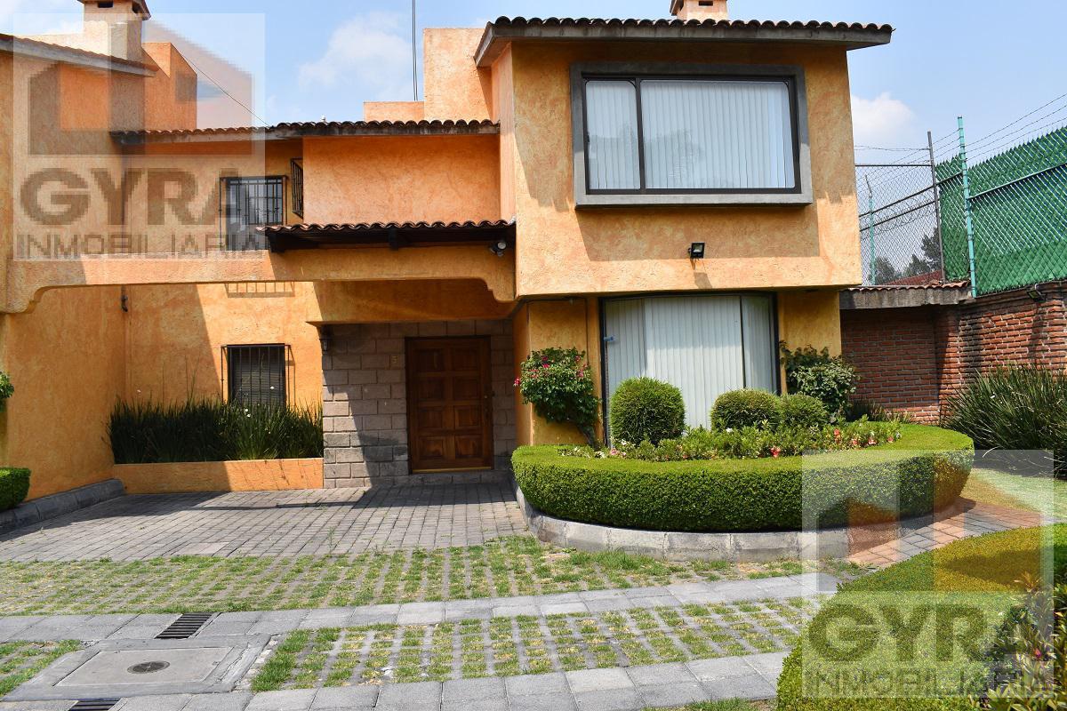 Foto Casa en condominio en Venta en  Potreros de La Noria,  Xochimilco  Prolongación Aldama al 301 Xochimilco
