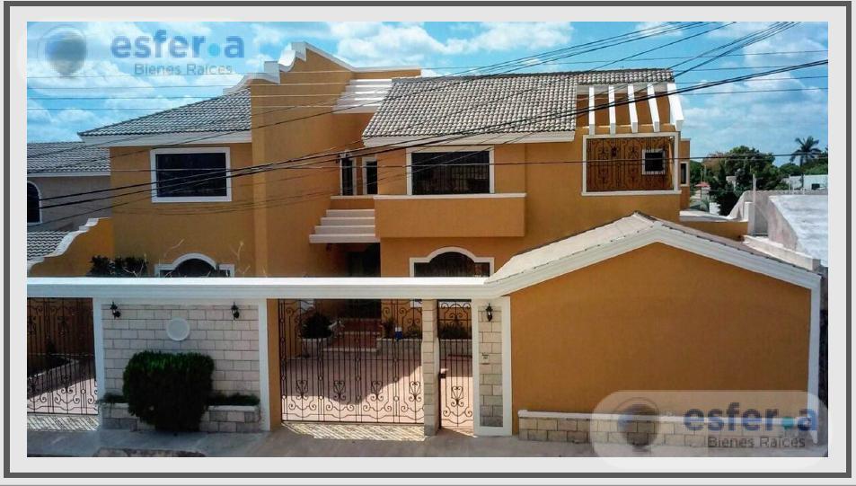Foto Casa en Venta en  Fraccionamiento Campestre,  Mérida  Excelente casa en Venta en Mérida, Campestre, 7 recámaras,  700 m2