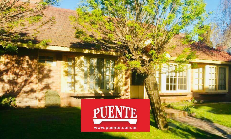 Foto Casa en Venta en  El Sosiego,  Countries/B.Cerrado (E. Echeverría)  Sosiego lote 8