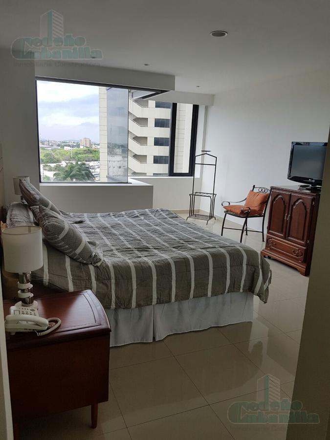 Foto Departamento en Alquiler en  Guayaquil ,  Guayas  ALQUILO SUITE  DE LUJO AMOBLADA EN KENNEDY NORTE