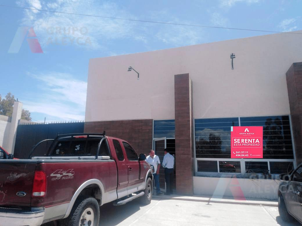 Foto Bodega Industrial en Renta en  Chihuahua ,  Chihuahua  Bodega Céntrica Amplia