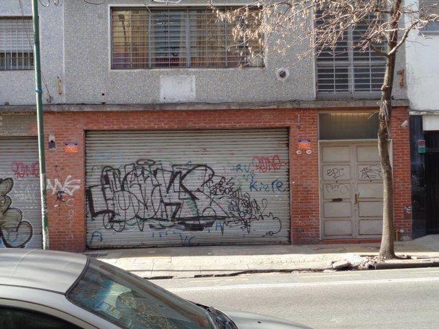 Foto Edificio Comercial en Venta en  Villa Crespo ,  Capital Federal  PADILLA 500