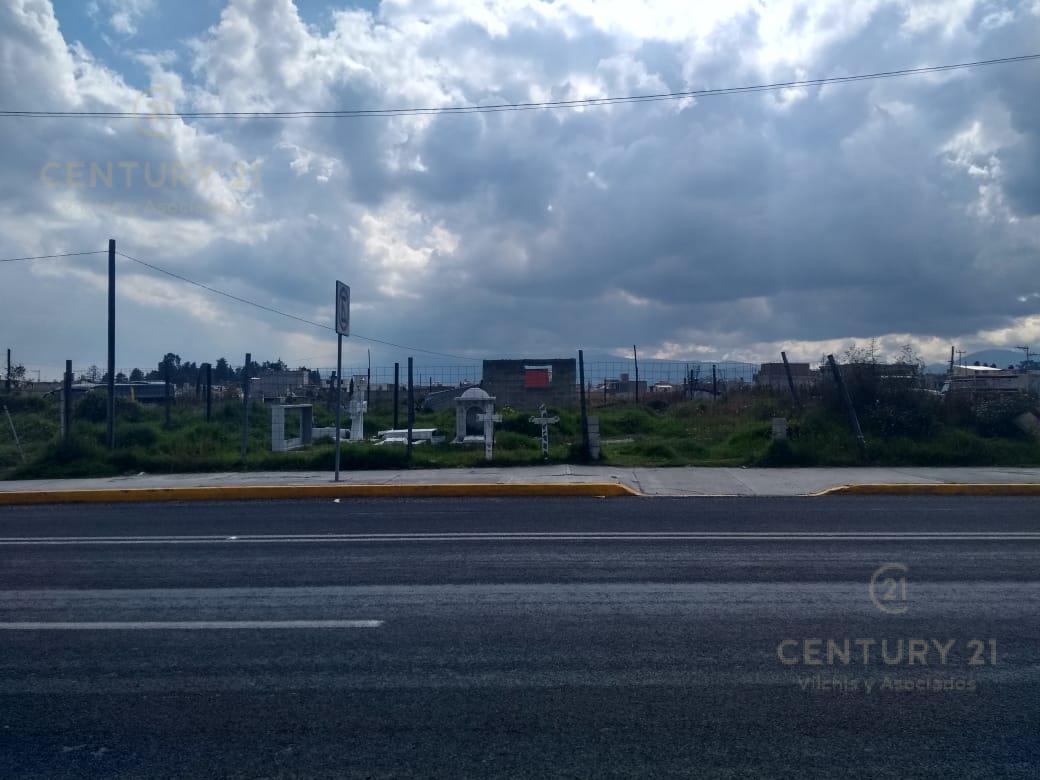 Foto Terreno en Venta | Renta en  San Miguel Zinacantepec,  Zinacantepec  SOLIDARIDAD LAS TORRES