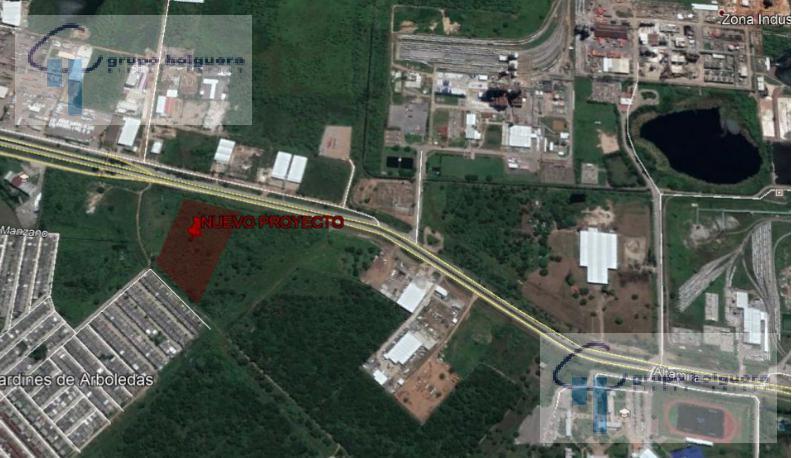 Foto Bodega Industrial en Renta en  Fraccionamiento Arboledas,  Altamira  CONSTRUCCION DE BODEGAS INDUSTRIALES PARA ARRENDAMIENTO EN PARQUE PRIVADO SOBRE BOULEVARD J. RODOLFO MOCTEZUMA (BLVD LOS RIOS), CAMINO AL PUERTO INDUSTRIAL DE ALTAMIRA