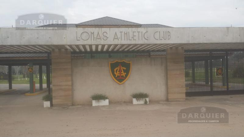 Foto Terreno en Venta en  Ezeiza,  Ezeiza  BARRIO LOMAS ATHLETIC CLUB
