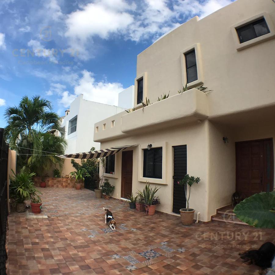 Foto Casa en Renta en  Cancún Centro,  Cancún  HERMOSA CASA EN RENTA EN RESIDENCIAL LA PIEDRA I SM 523 CANCUN QUINTANA ROO C2529