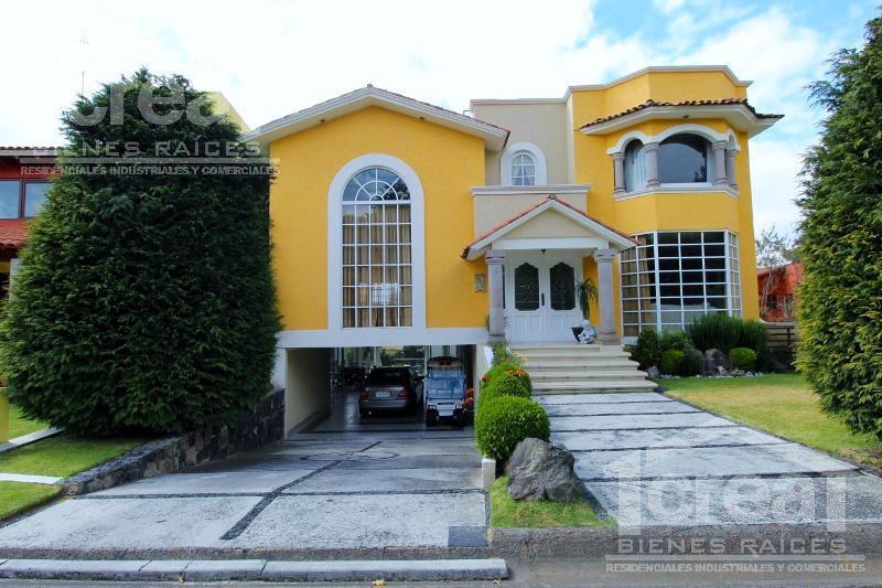 Foto Casa en Venta en  Club de Golf los Encinos,  Lerma  Club de Golf los Encinos, casa en venta