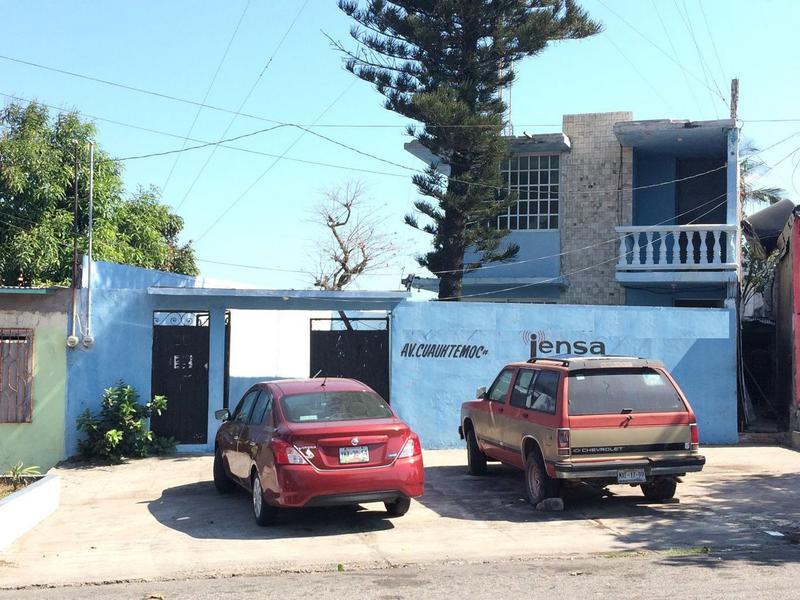Foto Edificio Comercial en Venta en  Pascual Ortiz Rubio,  Veracruz  Propiedad en Venta Bien Ubicada en Avenida Cuautemoc Cerca del Ado, Veracruz.