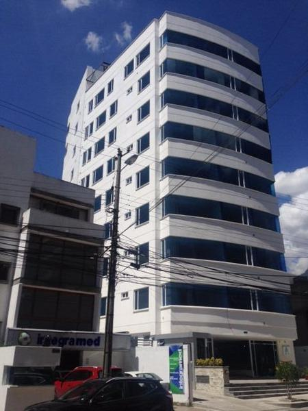 Foto Departamento en Venta en  Centro Norte,  Quito  Suite de Venta cerca Parque La Carolina