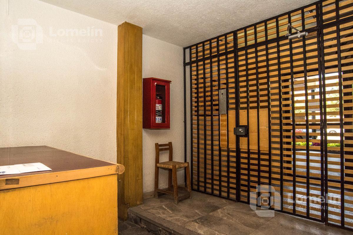 Foto Departamento en Renta en  Polanco,  Miguel Hidalgo  Departamento en renta Polanco / Horacio 522-602 / 2 recámaras
