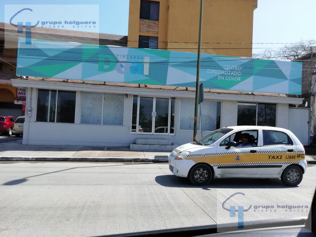 Foto Local en Renta en  Enrique Cárdenas Gonzalez,  Tampico  ELO-269  LOCA EN RENTA EN AVE. MONTERREY