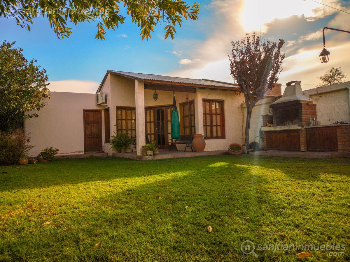 Foto Casa en Venta en  Rivadavia,  Rivadavia  Barrio Rivadavia Norte - Rivadavia