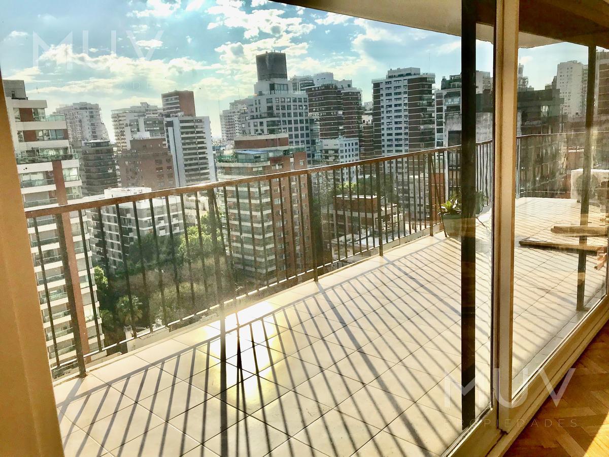 Foto Departamento en Alquiler en  Belgrano ,  Capital Federal  Arribeños al 1500