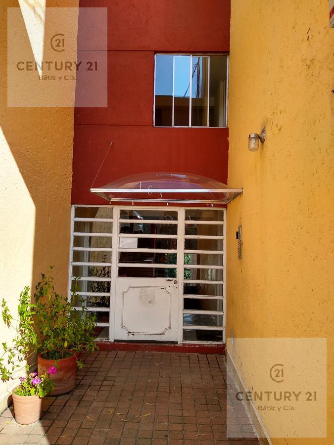 Foto Departamento en Renta en  Lomas Verdes,  Naucalpan de Juárez  CAPUCHINAS 163-203