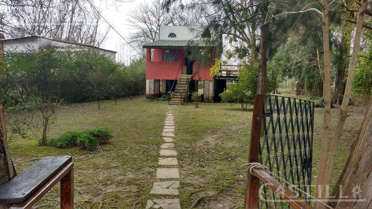 Foto Casa en Alquiler en  Toro,  Zona Delta Tigre  Arroyo toro al 400