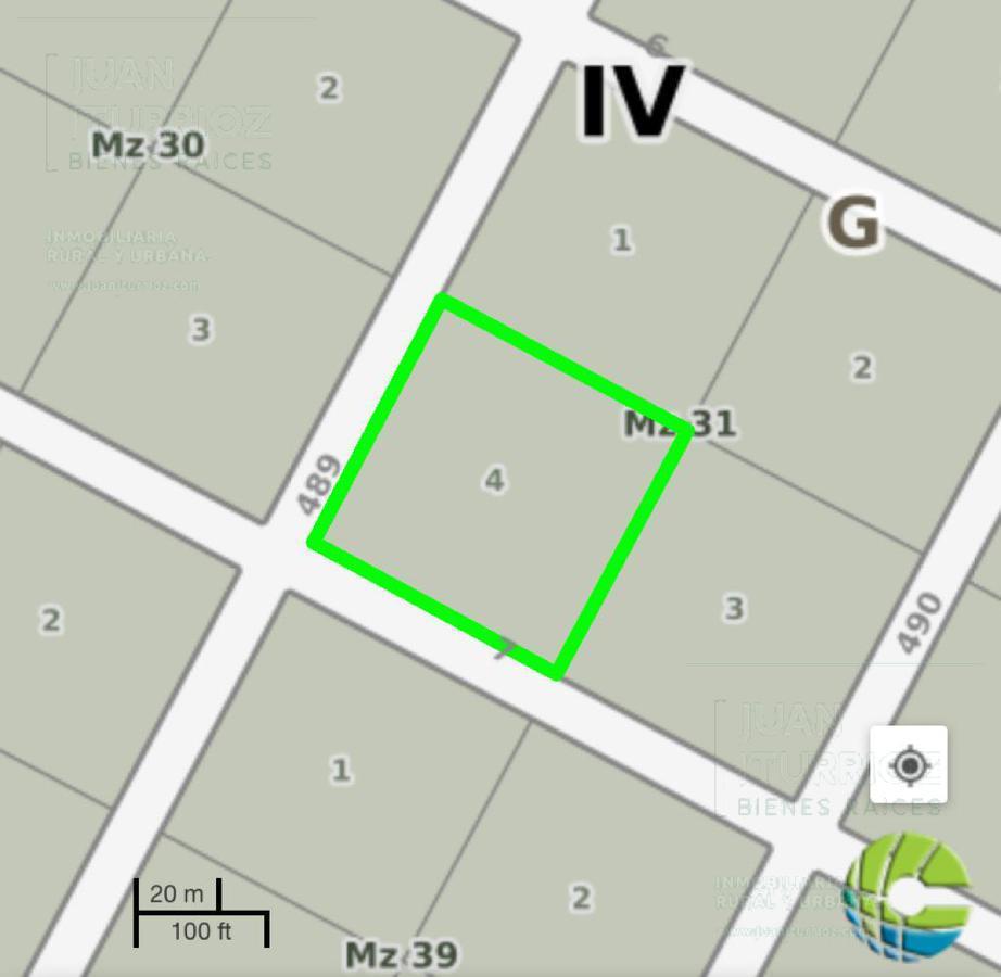 Foto Terreno en Venta en  La Plata,  La Plata  489 y 7 - Villa Castels