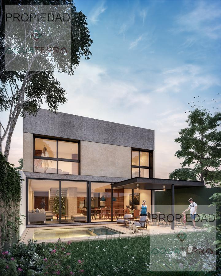 Casa modelo A1 Návita Residencial en Santa Gertrudis Copó