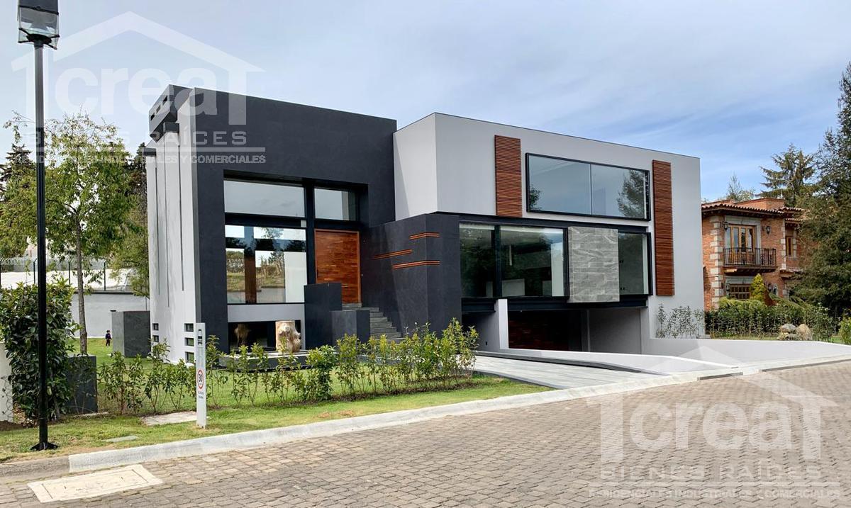Foto Casa en Venta en  Club de Golf los Encinos,  Lerma  Club de Golf los Encinos, casa nueva con 4 recamaras