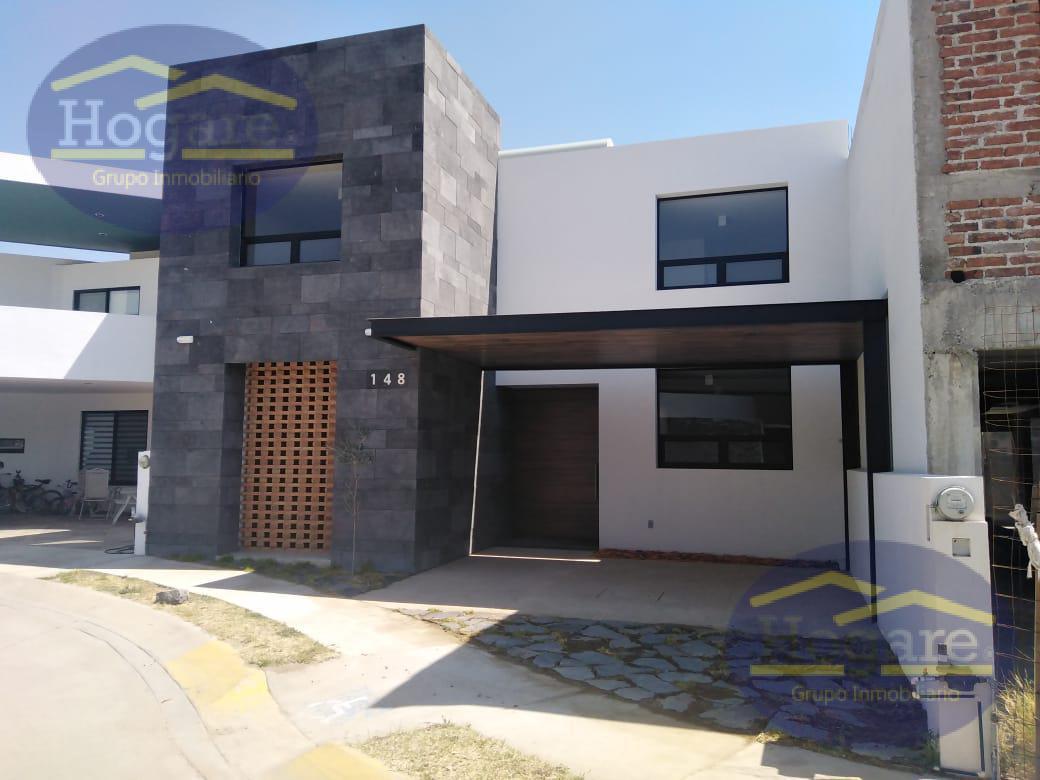 Casa Venta Nueva Moderna Acabados de lujo Residencial Sierra Nogal León Gto