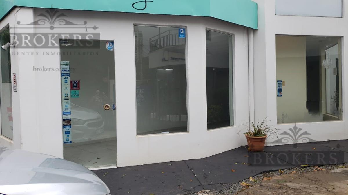 Foto Local en Alquiler en  Luis A. de Herrera,  La Recoleta  Alquilo Local Comercial Zona Denis Roa