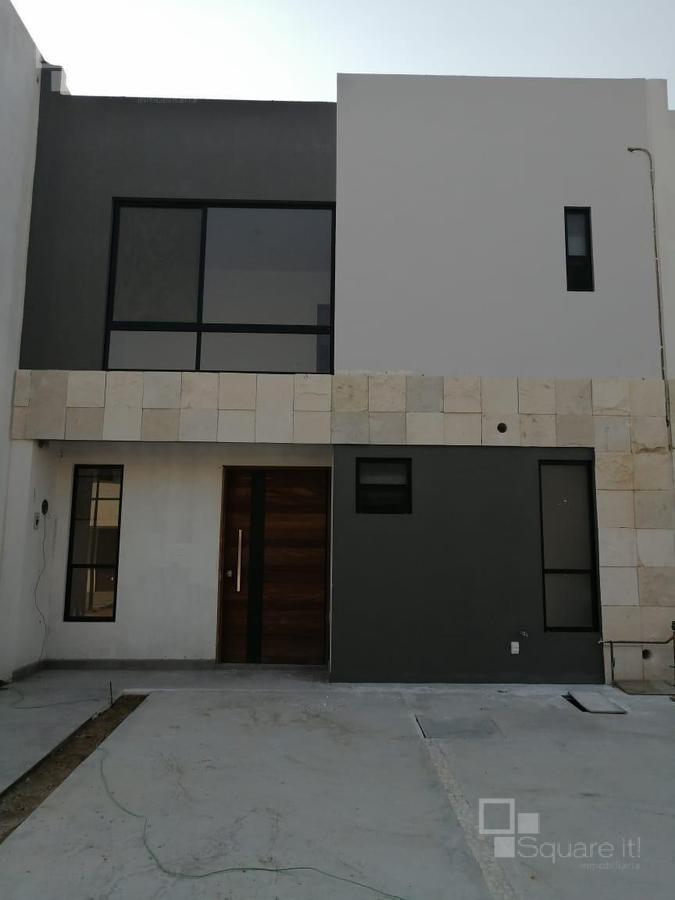 Foto Casa en Venta en  Fraccionamiento Lomas de  Angelópolis,  San Andrés Cholula  Pre-venta Casa Nueva de $2,3 mdp en Altaria Residencial, Cascatta II