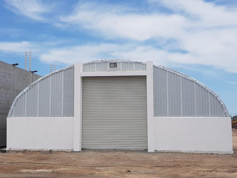 Foto Bodega Industrial en Renta en  Chametla,  La Paz  BODEGA AEROPUERTO DOS