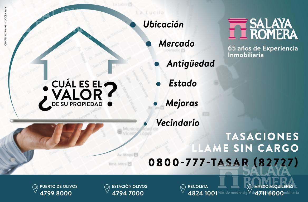 Foto Departamento en Alquiler temporario en  Barrio Vicente López,  Vicente López  Barrio Vicente López
