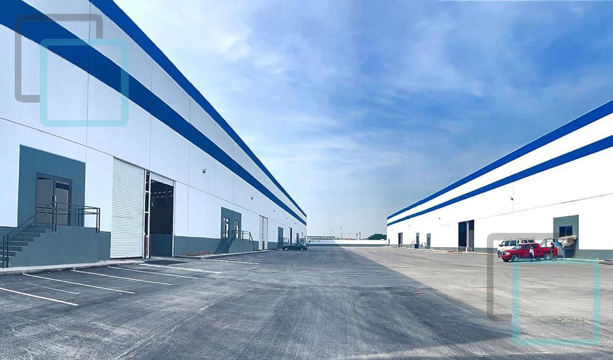 Foto Nave Industrial en Renta en  Gral. Escobedo ,  Nuevo León  NAVE INDUSTRIAL EN RENTA LIBRAMIENTO NORESTE ZONA ESCOBEDO