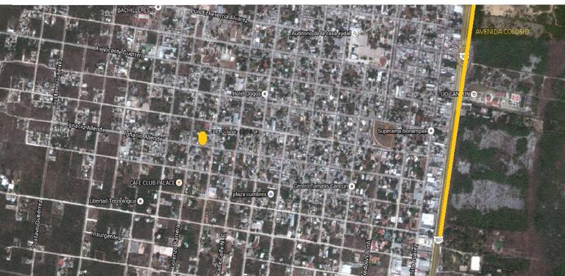 Benito Juárez Land for Sale scene image 1