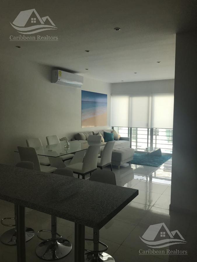 Foto Departamento en Renta en  Cancún ,  Quintana Roo  Departamento en Renta en  Cancún en Soho elite Condos