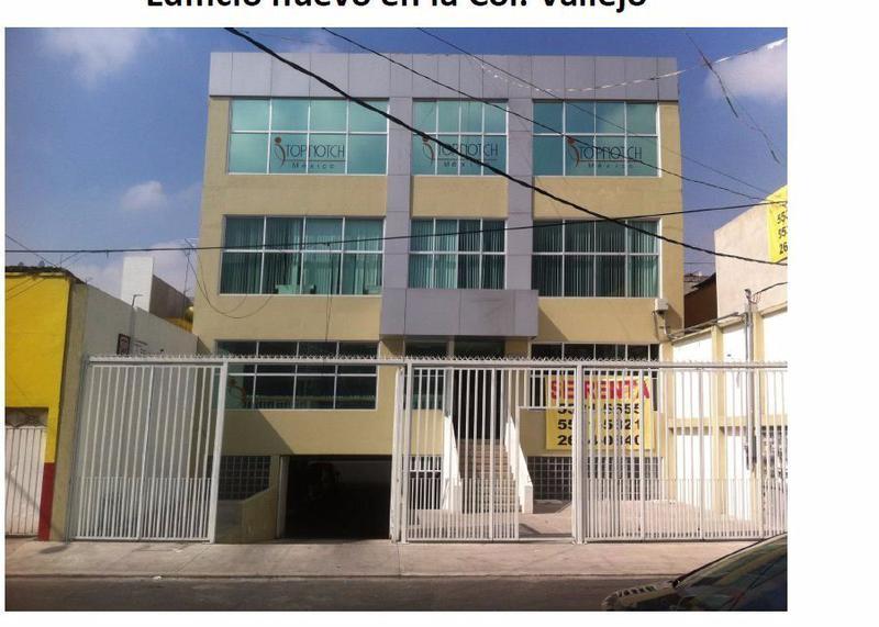 Foto Oficina en Renta |  en  Nueva Vallejo,  Gustavo A. Madero  Vallejo Oficina en Renta
