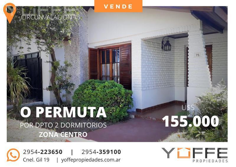 Foto Casa en Venta en  Villa Santillán Oeste,  Santa Rosa  Villa Santillán Oeste