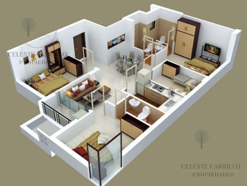 Foto Departamento en Venta | Alquiler en  Villa Urquiza ,  Capital Federal  echeverria al 5400