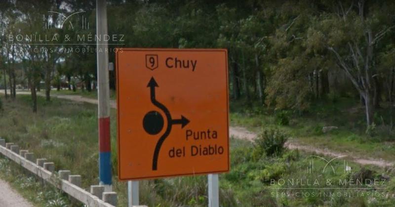 Foto Terreno en Venta en  Punta del Diablo ,  Rocha  Punta del Diablo