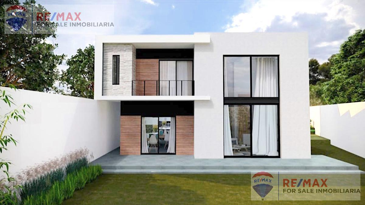 Foto Casa en Venta en  Fraccionamiento Burgos,  Temixco  Pre-venta de casa en Burgos, Temixco, Morelos...Clave 3481
