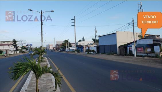 Foto Terreno en Venta en  Salinas ,  Santa Elena          Vendo Terreno Salinas  Vía Principal - Supermaxi