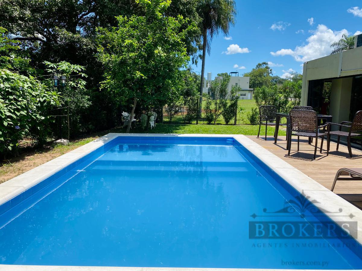 Foto Casa en Venta en  Altos,  Altos  Vendo Hermosa casa amoblada en condominio Aqua Village, 4 suites, piscina, 3 cocheras