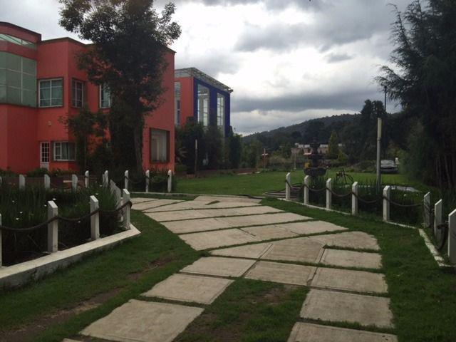 Foto Casa en Venta en  Río Hondito,  Ocoyoacac   Zona Jajalpa Casa Campestre en Venta
