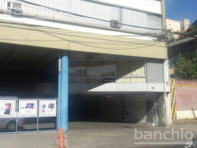 MAIPU al 800, Rosario, Santa Fe. Alquiler de Cocheras - Banchio Propiedades. Inmobiliaria en Rosario