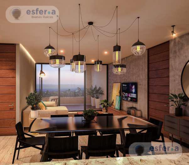 Foto Departamento en Venta en  Montes de Ame,  Mérida  Baltia apartments