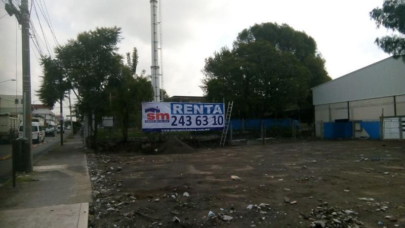 Foto Terreno en Renta en  Gabriel Pastor,  Puebla  Terreno en esquina en Renta Gabriel Pastor
