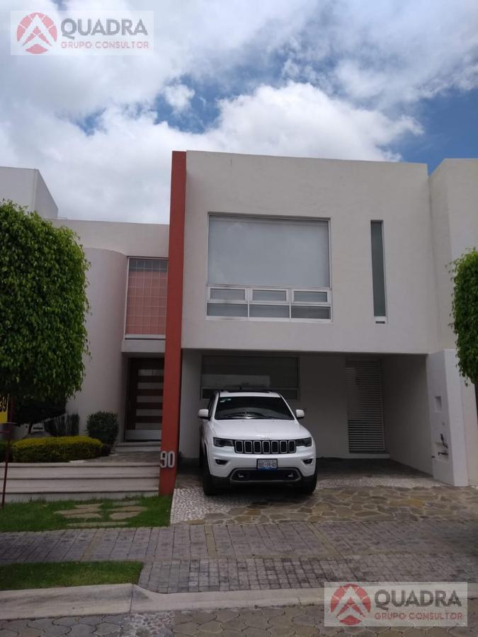 Foto Casa en Renta en  Fraccionamiento Lomas de  Angelópolis,  San Andrés Cholula  Casa en Renta en Lomas de Angelopolis 1, San Andres Cholula, Puebla.