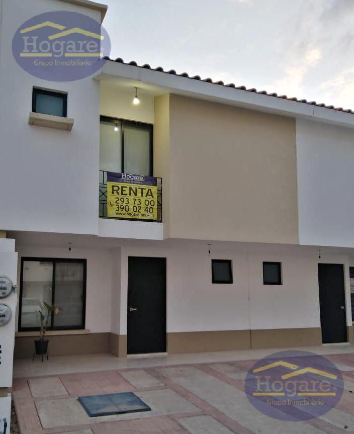 Casa Renta Privada Alberca 3 Recámaras Zona Sur Residencial Muna León Gto