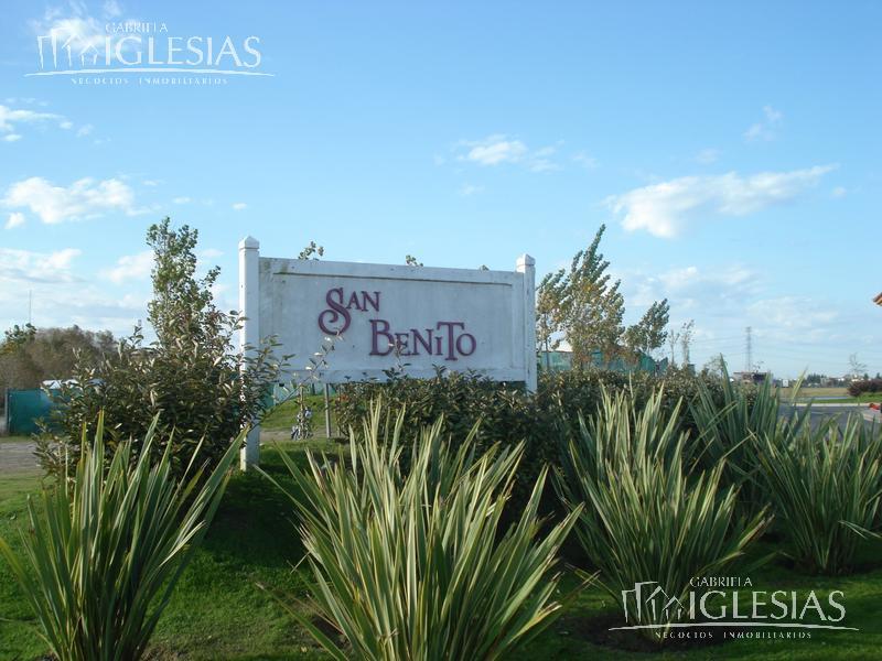 Terreno en Venta en San Benito a Venta - u$s 185.000