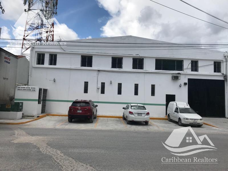 Foto Bodega Industrial en Renta en  Central de Bodegas,  Cancún  Bodega en Renta en Cancun