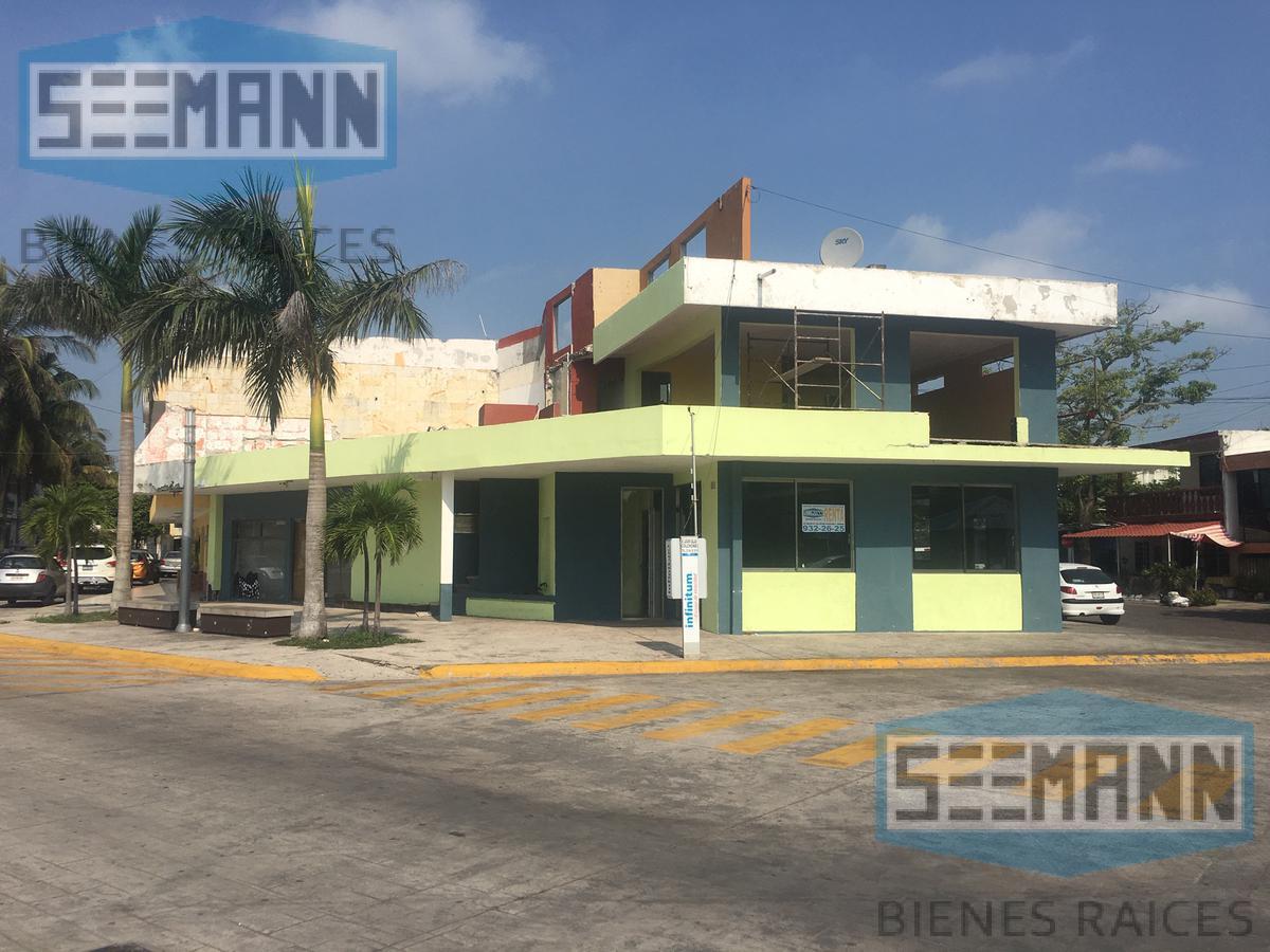 Foto Local en Renta en  Boca del Río Centro,  Boca del Río  Benito Juarez esquina Miguel Hidalgo y Zaragoza, S/N Colonia Centro, Boca del Río, Ver.
